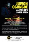 Juwon Ogungbe and the Life Force Band