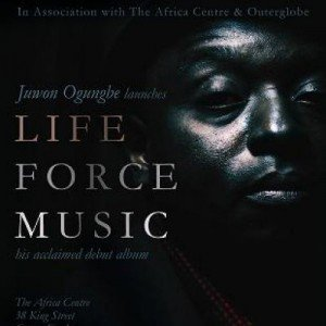 Juwon Ogungbe - Life Force Music