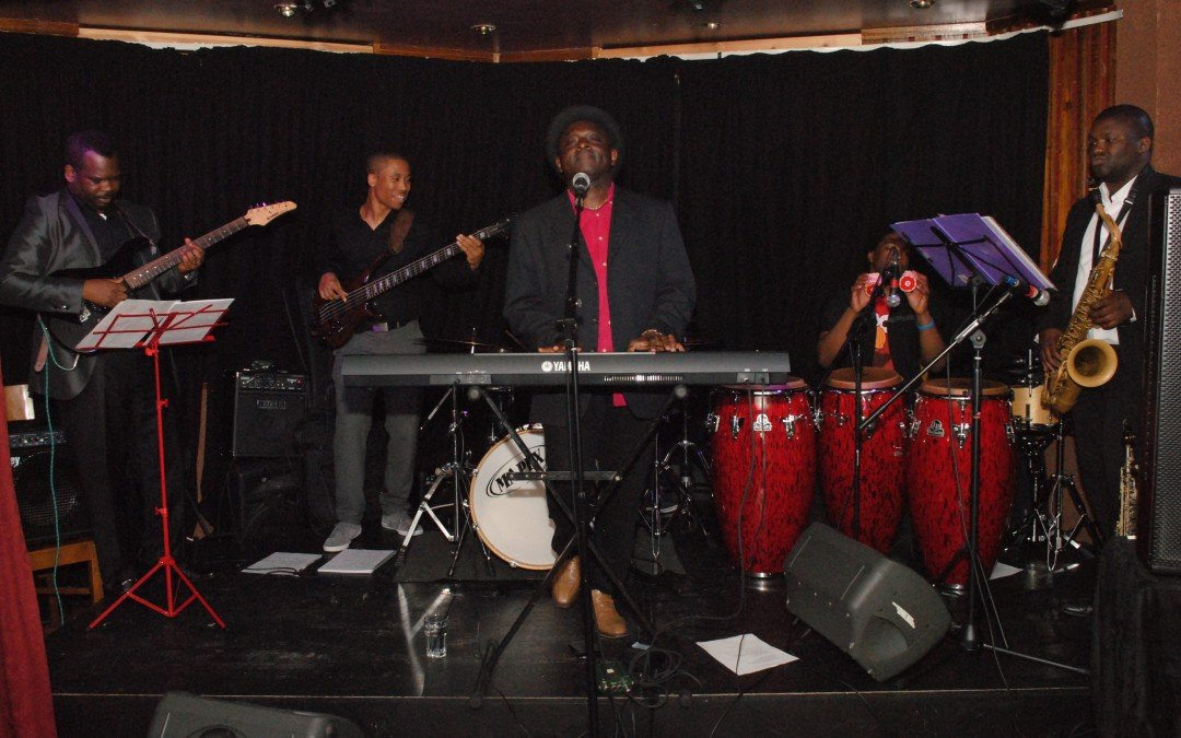 The joint is jumping – The Rhum Jungle at Cottons, Islington, 2012 Photo by Anthony Ofoegbu
