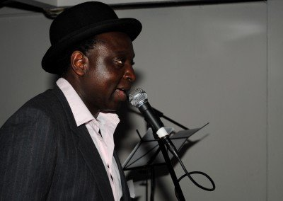 London African History, at the Life Force Music album launch – Africa Centre, Covent Garden 2012 Photo by Anthony Ofoegbu